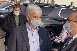 Ex-Michigan Gov. Rick Snyder And 8 Others Criminally Charged In Flint Water C...