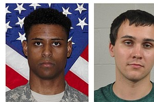 White Man Gets Life In Prison For Killing Black Army 1st Lt. Richard Collins III