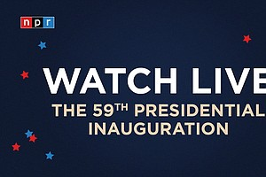 Watch Live: Inauguration Day Ceremony And Events