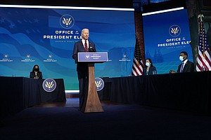 Biden To Move Quickly On Climate Change, Reversing Trump Rollbacks