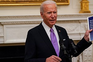 No Mask, No Fly: Biden Signs Order Requiring Face Coverings On Planes
