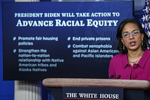 Biden White House Aims To Advance Racial Equity With Executive Actions