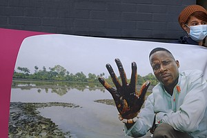 Shell Ordered To Compensate Nigerian Farmers Affected By Oil Spills