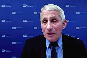 Fauci, Other Biden COVID-19 Advisers Tout 'Really Encouraging' Vaccine News