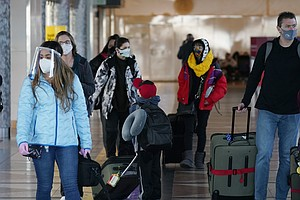 CDC Issues Sweeping New Mask Mandate For U.S. Travelers, Extends Eviction Mor...