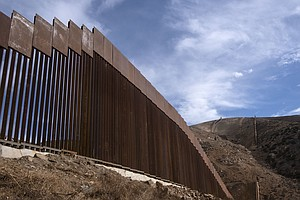 With Border Wall Construction Finally On Hold, Activists Worry About What's Next