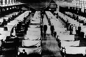 The U.S. 'Battles' Coronavirus, But Is It Fair To Compare Pandemic To A War?