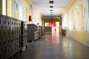 Teachers Knock On Doors Looking For Students Who've Disappeared From Online L...