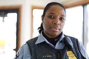 Documentary Asks: Do 'Women In Blue' Police Differently Than Male Officers?