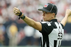 Referee Sarah Thomas Will Make Super Bowl History - But She's Part of a Trend