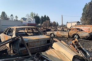 Washington Town Wiped Out By Wildfire Will Get Delayed Federal Aid