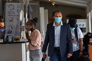 Why South Africa Is Putting The AstraZeneca Vaccine On Hold