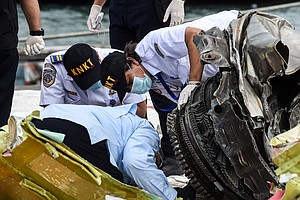 Faulty Throttle Identified As Possible Factor In Crash Of Indonesian Airliner