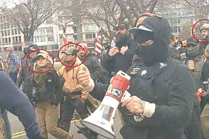 Capitol Riot: 5 More People Allegedly Linked To Proud Boys Are Arrested