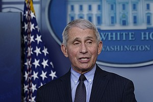 Fauci Awarded $1 Million Israeli Prize For 'Speaking Truth To Power' Amid Pan...