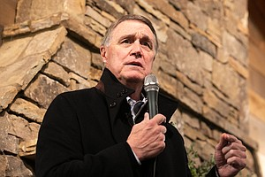 Former Sen. David Perdue Files For Potential 2022 Comeback Bid In Georgia