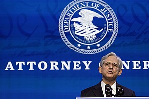 Merrick Garland Heads For Confirmation Hearing, 5 Years After He Was Denied A...