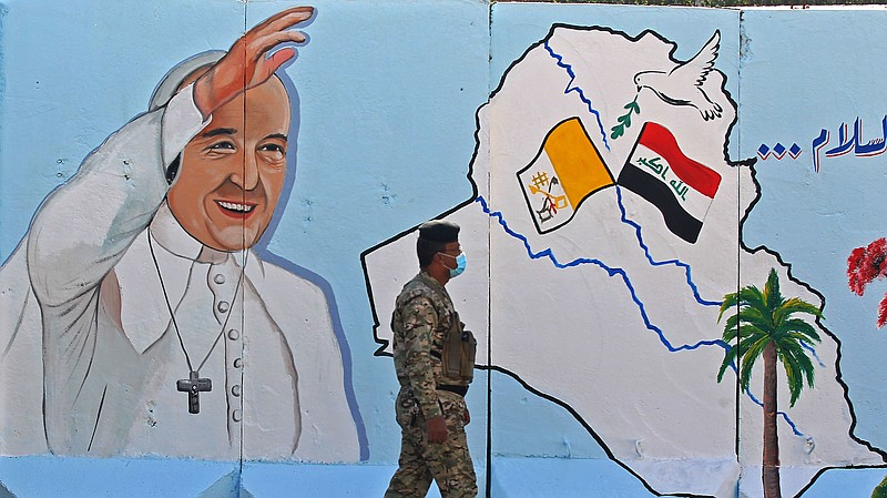 Pope Plans Historic Visit To Iraq As Its Christian Populations Dwindle |  KPBS