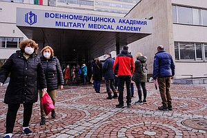Bulgaria Begins Mass-Vaccination Effort; All Welcome To Line Up In 'Green Cor...