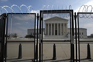 The Supreme Court Wrestles With 'Police Chase' That Wasn't