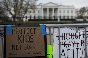Youth Activists Are Heard In Biden's White House, But They Want To See More A...