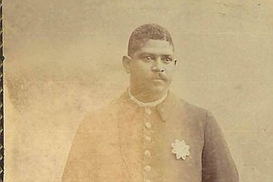 One Of LAPD's 1st Black Officers Reinstated More Than 120 Years After His Firing