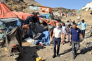 As Yemenis Starve To Death, Humanitarian Relief Group Pleas For International...