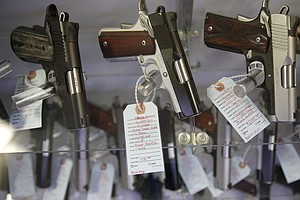 House Lawmakers Launch Fresh Efforts To Overhaul Nation's Gun Laws