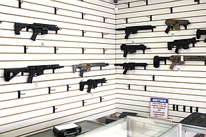 Did Record Gun Sales Cause A Spike In Gun Crime? Researchers Say It's Complic...
