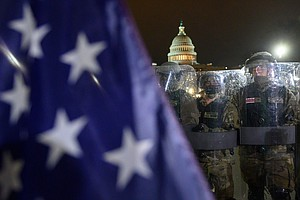 Congressional Panels Examine Military's Role In Insurrection, New Security Fu...
