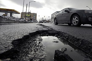 Potholes, Grid Failures, Aging Tunnels And Bridges: Nation's Infrastructure G...