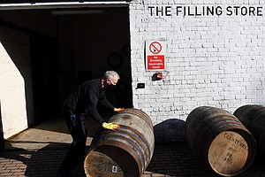 Scotch Whisky, English Cheese Prices Could Ease As U.S. Halts Tariffs