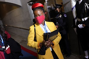 'This Is The Reality Of Black Girls': Inauguration Poet Says She Was Tailed B...