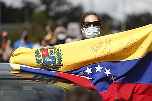 Undocumented Venezuelans Given Protected Status In United States