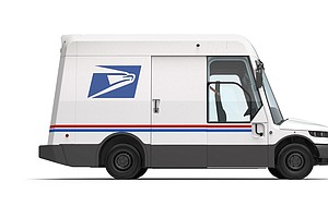 When It Comes To Clean Energy, USPS Delivery Trucks Don't Yet Answer The Mail