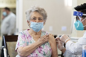 Indoor Visits With Nursing Home Residents OK, New CDC Guidance Says