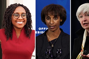 The Women Powering Biden's Economy Are Rewriting The Course Of American History