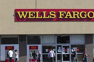 Wells Fargo Site Crashes As Customers Try To See If They've Received Stimulus...