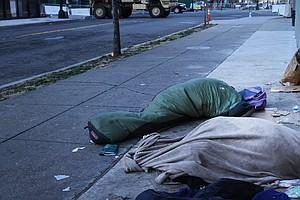 HUD: Growth Of Homelessness During 2020 Was 'Devastating,' Even Before The Pa...