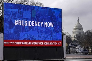 House Passes 2 Bills Aimed At Overhauling The Immigration System