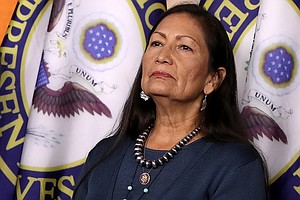 The Celebration Over, Deb Haaland Now Faces a Long To-Do List at Interior
