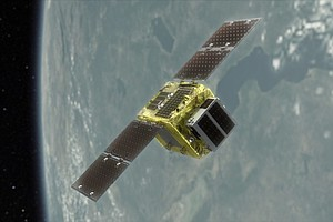 New Effort To Clean Up Space Junk Reaches Orbit