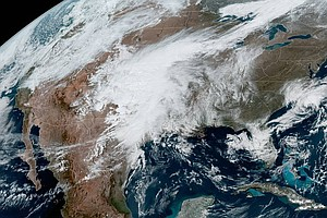 NOAA Upgrades Forecasts As Climate Change Drives More Severe Storms
