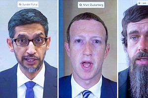 Facebook, Twitter, Google CEOs Testify Before Congress: 4 Things To Know