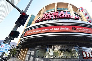 Regal Cinemas To Reopen Its Theaters In April