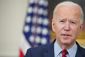 Photo for Biden Urges Immediate Action From Senate On Gun Bills After Colorado Shooting