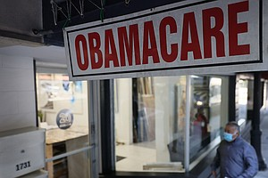 The COVID Relief Bill Expands The Affordable Care Act. It Doesn't Come Cheap