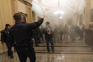 New Evidence Points To Coordination Among Extremist Groups Ahead of Capitol Riot