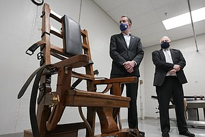 Virginia Governor Signs Law Abolishing The Death Penalty, A 1st In The South