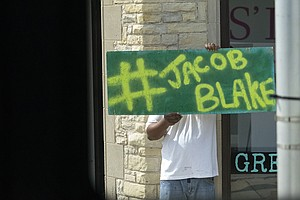 Jacob Blake Files Excessive Force Lawsuit Against Kenosha Police Officer Who ...